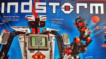 Permalink auf:Lego Roboter