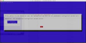 Auswahl Web-Server