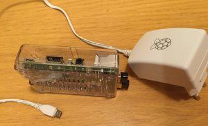 Strom für den Raspberry Pi