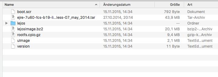 Root-Verzeichnis der SDCard mit JAVA